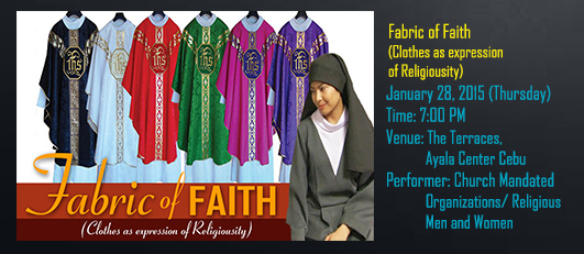Fabric of Faith banner