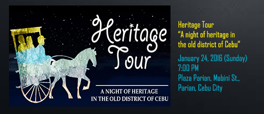 Heritage Tour banner